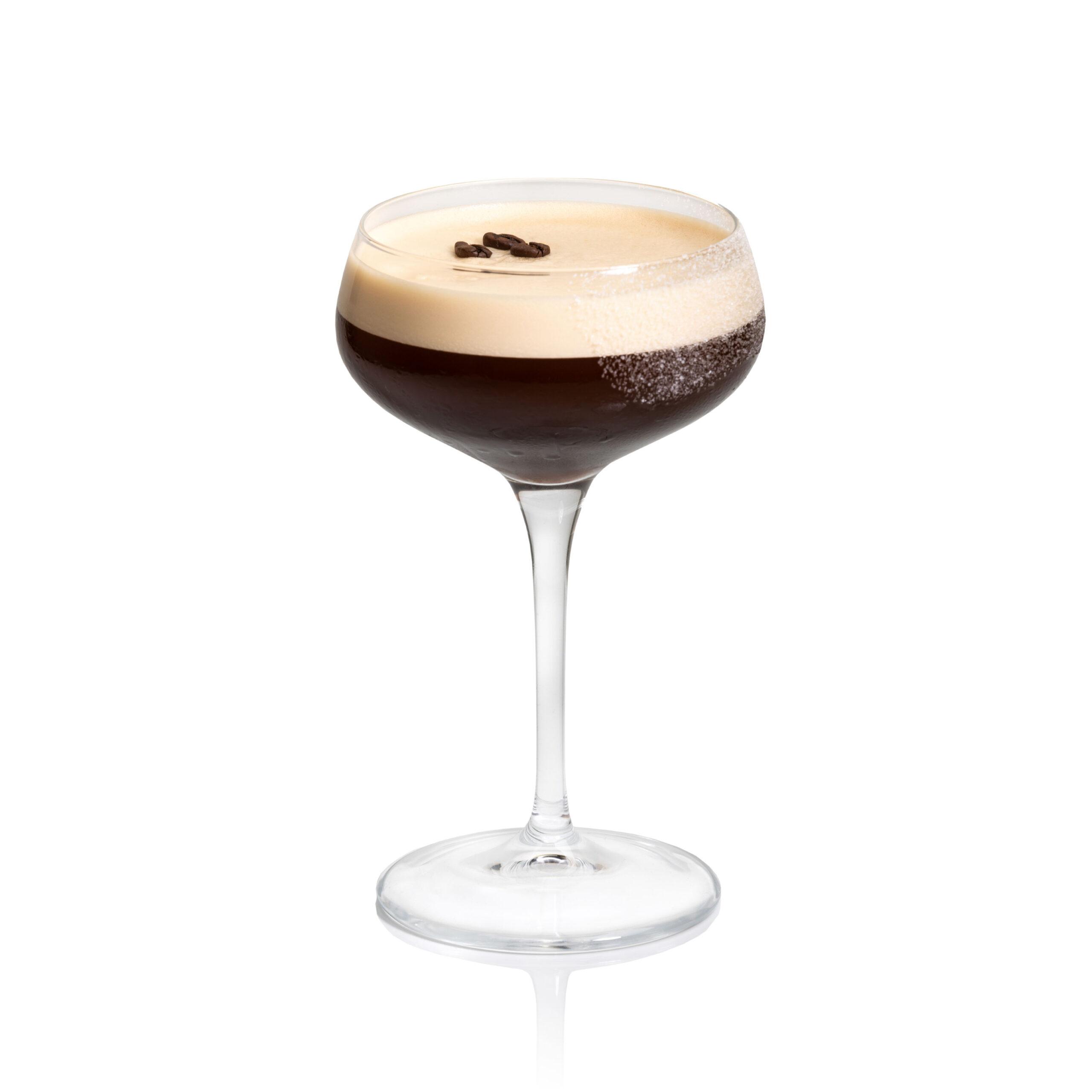 Cherry Espresso Martini